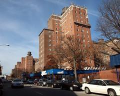 Johnson Public Housing, East Harlem, New York City (jag9889) Tags: city nyc ny newyork 1948 public james community harlem manhattan authority johnson east civil rights poet housing leader eastharlem residential development weldon nycha 2011 y2011 jag9889
