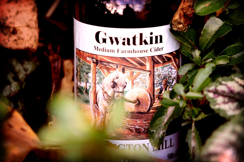 Gwatkin yarlington mill cider