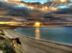 Port Willunga (PhotoArt Images) Tags: sunset beach australia hdr portwillunga flickrstruereflection1 masterclasselite photoartimages