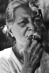 Smoking Woman (CHIC Photographie) Tags: lp2011winners