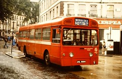 770 (togetherthroughlife) Tags: bus london victoria 1978 503 redarrow aml588h mba588