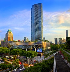 Ion Orchard - Singapore (Kenny Teo (zoompict)) Tags: street holiday building tourism wonderful shopping landscape yahoo google scenery cityscape tour visit tourist structure best getty kenny orchardroad ionorchard ionsingapore zoompict singaporelowerpiercereservoir