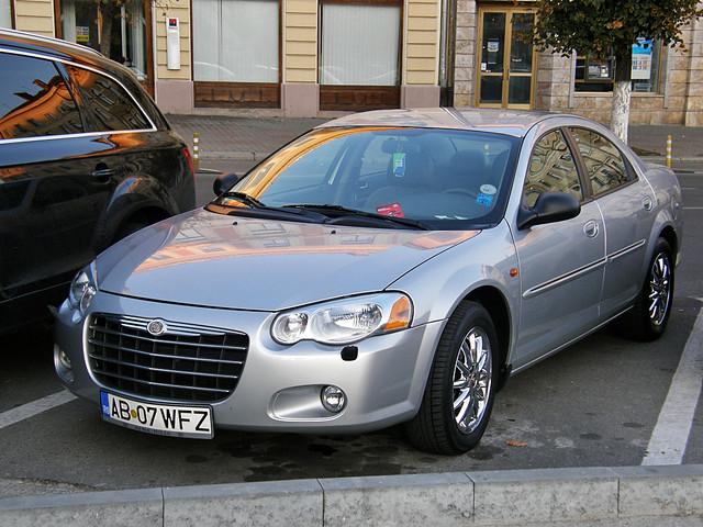usa 2004 car sedan grey us model europe brother olympus size american romania dodge chrysler sebring related mid stratus cluj napoca 2011 worldcars sp560uz