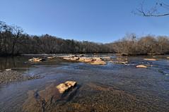 River's Edge (Greg Foster Photography) Tags: river georgia riverside roswell wideangle tokina chattahoochee uwa