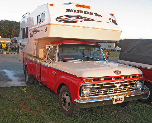ford truck northcarolina pickup 1966 arden canong6 dually fseries camperspecial