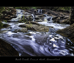 My BackYard (southern_skies) Tags: water creek flow waterfall australia cascades queensland crowsnest