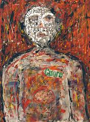 autoritratto (divedintopaint) Tags: ferrara astratto quadri espressionismo dived informale neoprimitivismo