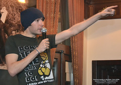 17 Decembrie 2011 » Stand-up comedy cu Ady Bobo