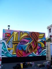 475 (COLOR IMPOSIBLE CREW) Tags: chile color graffiti valparaiso spray crew concurso painters valpo vtr zade imposible 2011 fros