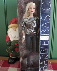 Barbie Basics 2.5 #14 (Inger K) Tags: santa barbie 25 basics mattel articulated inthepink