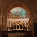 Looking S at Resurrection Chapel - National Cathedral - DC