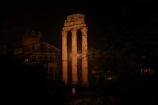 Tempio dei Dioscuri/ Roma