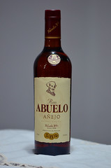 Abuelo (monchor1) Tags: reed mxico bottle drink label lord avi grandpa ron liquor cover alcool alcohol mexique shield tapa panama papy botella