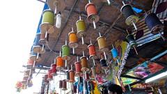 Sankranti 2012 (Kite) - 130 (Rajesh_India) Tags: india hyderabad charminar fextival sankrantri