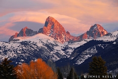Tetoncam (James Neeley) Tags: sunset mountains landscape webcam idaho wyoming grandtetons tetons jamesneeley flickr24 idahoside tetoncam