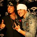 Nikki Sixx and James Durbin