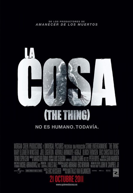 La Cosa. / The Thing - Poster