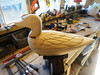 a bit more work done (fishfish_01) Tags: wood wild art wooden duck folk fowl decoy cwrve