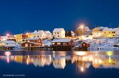 DSC_8053 (Domy85) Tags: landscape neve paesaggi viaggio norvegia oceano ghiaccio ponti palafitte auroraboreale nikon50mm14 stoccafissi casesullacqua nikond7000 sigma816 nokon16mm28