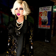 Night Life -b (lovesimondsen) Tags: glow secondlife exile tuli nn nha tdr fashionblog gfield thedressingroom ohmai houseoffox twily jesylilo insufferabledastard lovesimondsen hluzza