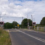 Choppington AHB Level Crossing