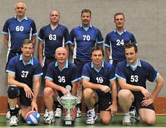 2009 Heren 3  Kampioen 1e kl.