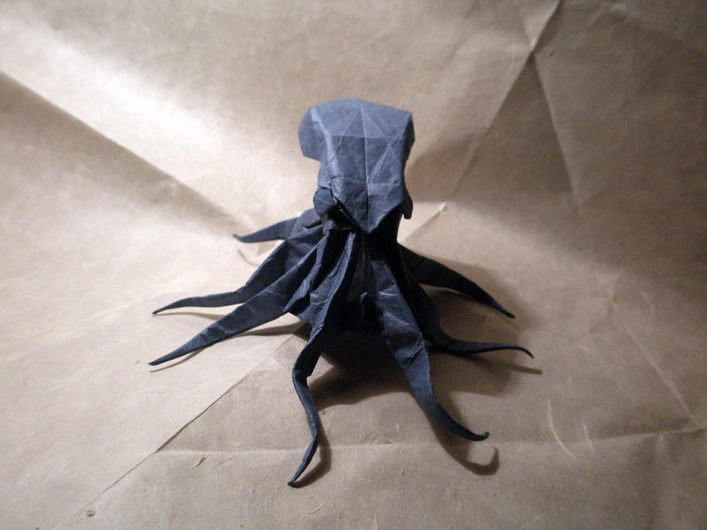 The Worlds Newest Photos Of Octopus And Origami
