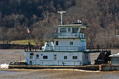 TIMOTHY M. (Joe Schneid) Tags: kentucky transportation louisville ohioriver towboat inlandwaterway inlandwaterways americanwaterways timothym joeschneid
