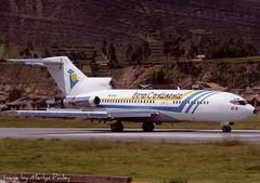 Aero Continente 727 ob-1546 (merlyn.pauley) Tags: peru cuzco andes boeing aero 727 boeing727 cuzcoairport continete cuzcoperu airlner cuzcovelazcoasteteairport