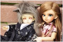 CNY33 (Red Mina) Tags: new doll year chinese sd bjd dd luts volks soom dim azone leeke yosd crobi faiyland