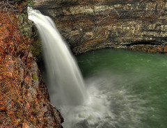 Desoto Falls (the waterfallhunter) Tags: desotostatepark hdr desotofalls dekalbcounty alabamathebeautiful fortpaynealabama mentonealabama alabamawaterfalls westforkoflittleriver
