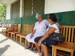 Waiting for Optometric Care (FADCANIC) Tags: nicaragua williamscollege lagunadeperlas saih unanlen fadcanic pearllagoonacademyofexcellence indigenousandafrodescendents