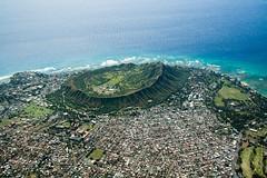 20090215 120402_HawaiiTrip_5159-p (ddbenson) Tags: hawaii unitedstatesofamerica aerialview honolulu diamondheadcrater