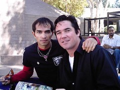 Diegodiego and Dean Cain (Theworldsnumberoneentertainer) Tags: world music news film television radio entertainment hollywood celebrities luminaries gossip rumors publicfigures diegodiego escandals