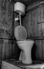 Toilet (Miss Sentinelli) Tags: abandoned blackwhite toilet ark hdr urbex hdrterrorist