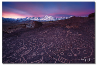 Art by the Ancestors, the Eastern Sierra, CA