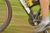 MTB nel dettaglio (sandro visintin) Tags: autumn mountain blur grass bike speed movement mud erba olympia movimento panning autunno velocità fango pedali sfocatura