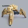 Jiinusu L5 - Assault Type (Fredoichi) Tags: robot lego space military walker micro mecha mech multiped microscale fredoichi
