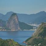 Visual do Rio de Janeiro tirado do Parque da Cidade de Niterói thumbnail