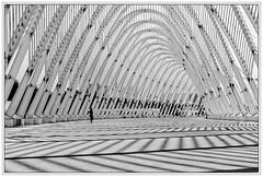 Athens / Athen (drasphotography) Tags: blackandwhite bw geometric 2004 monochrome architecture nikon geometry monotone monochromatic athens olympia architektur schwarzweiss bianconero athen geometrisch schwarzweis d7k nikond7000 drasphotography