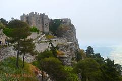 Erice - Castello di Venere 1 (Sussexshark) Tags: holiday castle venus may sicily sicilia erice 2016 castellodivenere