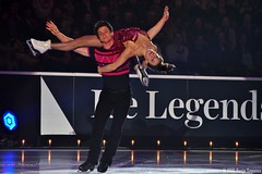 Tessa Virtue & Scott Moir (ronja_so) Tags: figureskating iceshow icedance figureskater icedancer scottmoir il16 virtuemoir tessavirtue icelegends icelegends2016