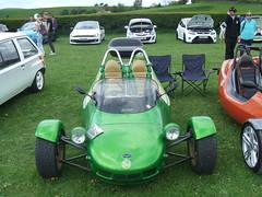 Grinnall. (Bennydorm) Tags: auto england green car automobile fast vehicle motor motorsports motorracing exciting verte motorshow racingcar kendal grinnall crooklands