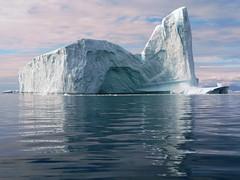 Massive Iceberg (D-Stanley) Tags: bay glacier greenland iceberg titanic disko ilulissat kujalleq sermeq