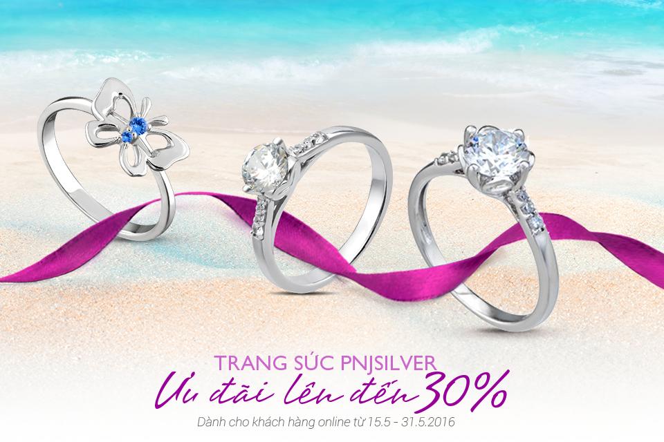 Đón hè khác biệt từ trang sức PNJ Shopping Online