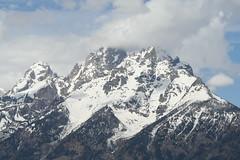 Grand Teton National Park (cbmtax) Tags: travel snow clouds nationalpark wyoming grandteton