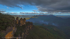 Blue Mountains - Three Sisters (Beckett_1066) Tags: bluemountains threesisters blipmeet