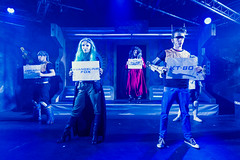 mountview fanatical karamel club-3738 (Mountview Academy of Theatre Arts) Tags: theatre musical ruler 2016 fanatical mountview jjhunter karamelclub 201516