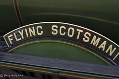 CJM_3208 (cjmillsnun@btinternet.com) Tags: heritage trains hampshire steam locomotive flyingscotsman steamlocomotive romsey nikond7000
