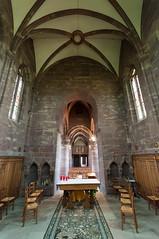 Colonnes Reinacker-102 (MMARCZYK) Tags: france architecture alsace glise gothique 67 voute basrhin xve gilge ludeman gilgeludeman